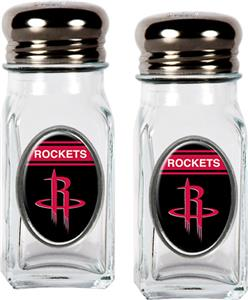 NBA Houston Rockets Salt and Pepper Shaker Set