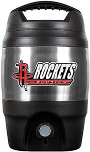 NBA Houston Rockets 1 gallon Tailgate Jug