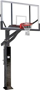 Gared GP12P72DM All Pro Jam Basketball System