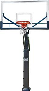 Gared GP10G72DM Pro Jam Basketball System