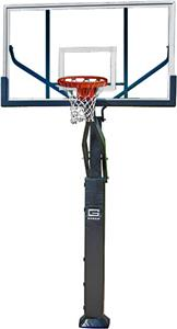 Gared GP10A72DM Pro Jam Basketball System