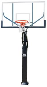 Gared GP10P72DM Pro Jam Basketball System