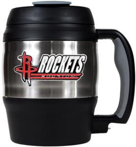 NBA Rockets 52oz Stainless Macho Travel Mug