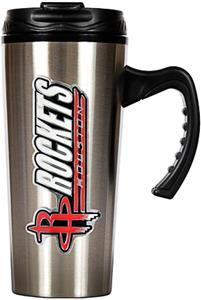 NBA Houston Rockets 16oz Travel Mug