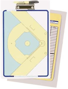 Champion Baseball/Softball Dry Erase Clipboard