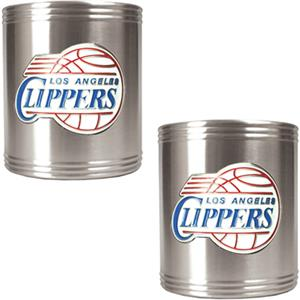 NBA LA Clippers Stainless Steel Can Holders