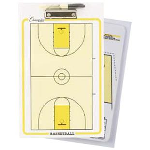 Champion Basketball Dry Erase Coach Clipboards