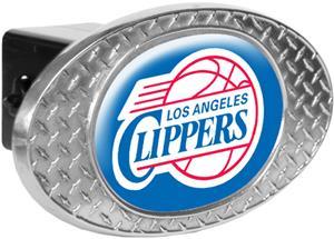 NBA Los Angeles Clippers Diamond Plate Hitch Cover