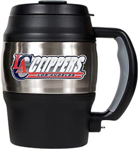 NBA LA Clippers 20oz Stainless Steel Mini Jug