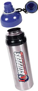 NBA Los Angeles Clippers Water Bottle w/Blue Top
