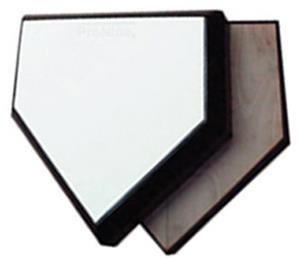 Pro Nine Baseball Bury Style Home Plate