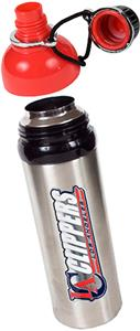 NBA Los Angeles Clippers Water Bottle w/Red Top