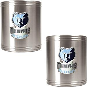 NBA Memphis Grizzlies Stainless Steel Can Holders