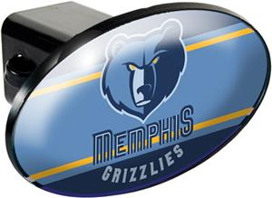 NBA Memphis Grizzlies Trailer Hitch Cover