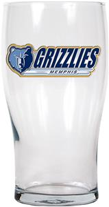 NBA Memphis Grizzlies 20oz Pub Glass