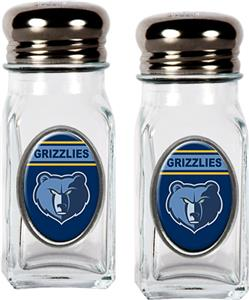 NBA Memphis Grizzlies Salt & Pepper Shaker Set