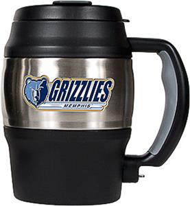 NBA Grizzlies 20oz Stainless Steel Mini Jug
