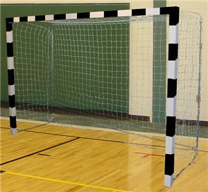 gared 8200 aluminum official team handball goals playground equipment and gear. Black Bedroom Furniture Sets. Home Design Ideas