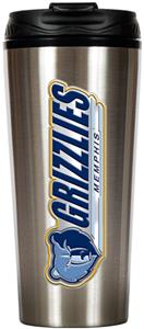 NBA Memphis Grizzlies 16oz Travel Tumbler