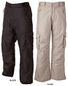Arctix Men's Classic Cargo Snow Ski Pants