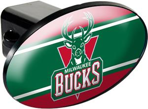 NBA Milwaukee Bucks Trailer Hitch Cover