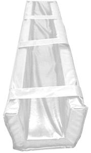 Gared Fitted Soccer Goal Post Pads