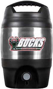 NBA Milwaukee Bucks 1 gallon Tailgate Jug