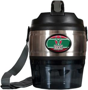 NBA Milwaukee Bucks 80oz. Grub Jug