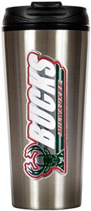 NBA Milwaukee Bucks 16oz Travel Tumbler