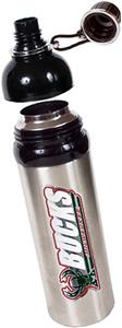 NBA Milwaukee Bucks Water Bottle w/Black Top