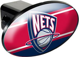 NBA New Jersey Nets Trailer Hitch Cover