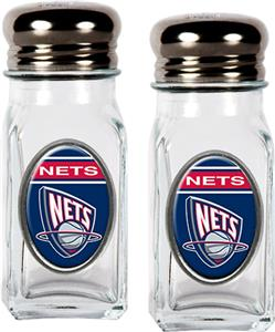 NBA New Jersey Nets Salt & Pepper Shaker Set