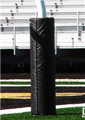 "Gared 4 1/2"" O.D. Football Goalpost Pads"