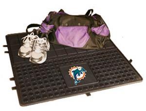 Fan Mats Miami Dolphins Vinyl Cargo Mats