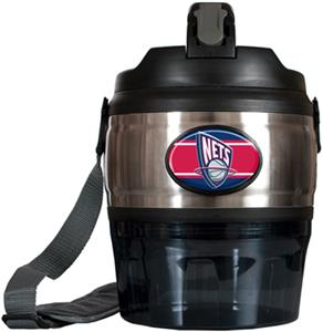 NBA New Jersey Nets 80oz. Grub Jug