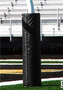 Gared 6&quot; O.D. Football Goalpost Pads