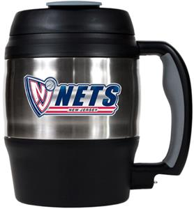 NBA Nets 52oz Stainless Macho Travel Mug