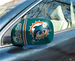 Fan Mats Miami Dolphins Small Mirror Cover
