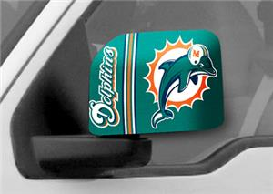 Fan Mats Miami Dolphins Large Mirror Cover