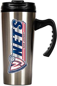 NBA New Jersey Nets 16oz Travel Mug