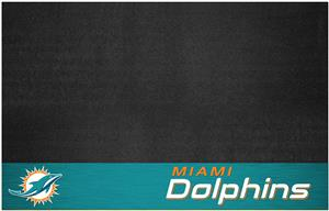 Fan Mats Miami Dolphins Grill Mat