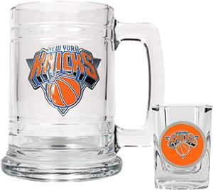 NBA New York Knicks Boilermaker Gift Set