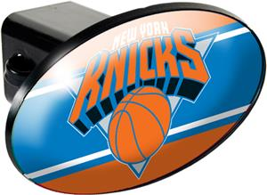 NBA New York Knicks Trailer Hitch Cover