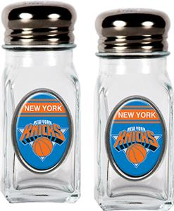NBA New York Knicks Salt & Pepper Shaker Set