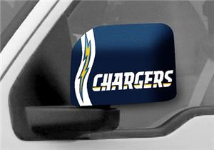 Fan Mats San Diego Chargers Large Mirror Cover