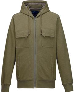 TRI MOUNTAIN Mens Hilo Full Zip Sweatshirt Jacket