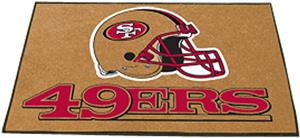 Fan Mats San Francisco 49ers All-Star Mat