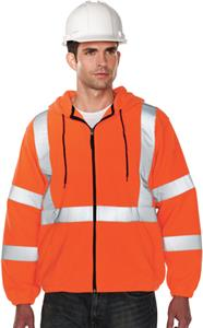 TRI MOUNTAIN Class 3 ANSI Precinct Hoody Jacket