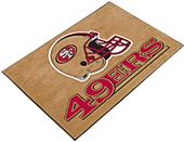 Fan Mats San Francisco 49ers Starter Mat
