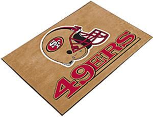 Fan Mats San Francisco 49ers Starter Mat